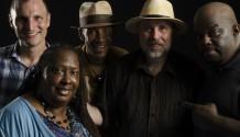 Mississippi Heat v Lucerna Music Baru!