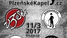 Hudební portál Plzeňské kapely oslaví 3 narozeniny