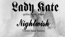 Na plzeňském Gothic festu v Divadle Pod lampou vystoupí Interitus, Lady Kate a Nightwish Tribute Band