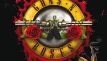GUNS N' ROSES – NOT IN THIS LIFETIME TOUR 2017