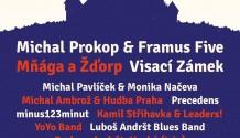 Headlinerem prvního dne festivalu Krásný ztráty bude Mňága a Žďorp