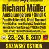 Festival Slunovrat v Sázavě u Benešova startuje již tento pátek!