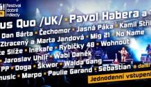 Benátská! 2017 představí to nejlepší z české a slovenské hudební scény!