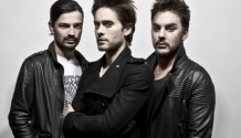 REPORT: Thirty Seconds to Mars se moc nepolepšili…
