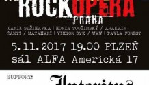 Pražská RockOpera po roce opět v Plzni!