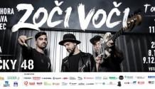 Kapela Zoči Voči oslavuje 13 let svého fungování novým albem a turné