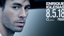 Enrique Iglesias se vrací do Prahy!