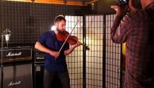Houslista Filip: Na housle hraju od čtyř let. Jednou bych chtěl bych udělat show se symfonickým orchestrem!