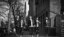 Dokument o Mandrage: Jak v Berlíně dokončili album a zahráli si v metru!