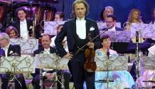 Bomba emocí a prožitku vážné hudby aneb André Rieu v O2 Aréně
