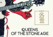 Queen of the Stone Agemíříse svými darebáky do Prahy!