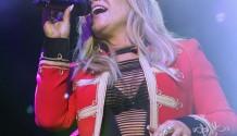 Anastacia v sobotu uchvátila pražské publikum