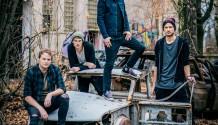Kapela Nouzovej východ představuje nový videoklip
