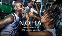 N.O.H.A. se po roce vrací do Lucerna Music Baru!