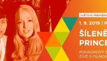 Festival Soundtrack Poděbrady uvede Šíleně smutnou princeznu