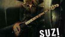 Suzi Quatro jede světové turné k nové desce No Control