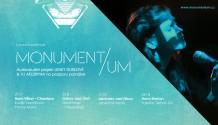 MONUMENT/UM Audiovizuální projekt Lenky Dusilové & VJ Aeldryna na podporu památek v ČR