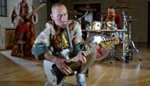 Kapela Wohnout se převtělila do známého ruského herce