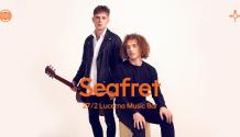 Seafret v únoru v pražském Lucerna Music Baru představí své nové album