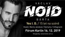 Václav NOID Bárta – Yes I.D. – 15 let na scéně!