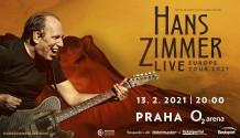Hans Zimmer se osobně vrátí do Prahy