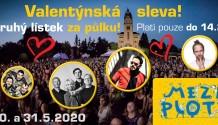Valentýnská akce MEZI PLOTY 2020