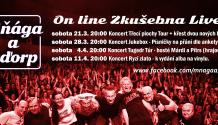 Mňága a žďorp vydává klipy k písním Vteřiny věčnosti a Žádnej strach !