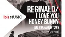 Rapper Reginald a skupina I Love You Honey Bunny patří k nejúspěšnějším mladým talentům tuzemské scény