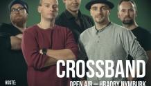 Kapela Crossband oslaví patnáct let, kde jinde než na domácí scéně