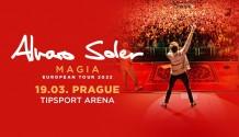 Letní hity a kouzelné okamžiky všedního života, španělský zpěvák Alvaro Soler se vrací do Prahy