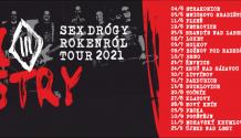 TŘI SESTRY – SEX DRÓGY ROKENRÓL TOUR