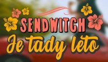 Kapela Sendwitch vyráží na turné kvodě a vydává pohodový singl Je tady léto!