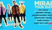 Mirai mění místa konání dalších koncertů
