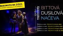 Speciální koncertní projekt  Spolu Naposledy od 15. listopadu 2021
