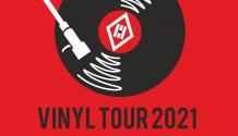 TŘI SESTRY VYRÁŽEJÍ NA VINYL TOUR