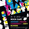 Oslavte příchod Nového roku v Rock Café!