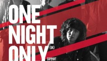 Druhý den BE TWENTY bude v ROXY patřit One Night Only!