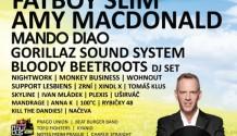 Amy Macdonald a Fatboy Slim: OAF představuje dvě české festivalové premiéry!