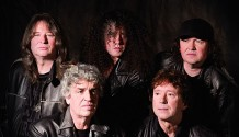 Legenda českého heavy-metalu je zpět! CITRON vyráží na Radegast a Plni Energie Tour 2013!