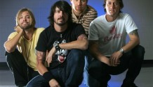 Foo Fighters v Praze!