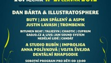 Program festivalu Habrovka je uzavřen! První červnový víkend zaujmou nejen Dan Bárta nebo Buty!