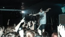 Young Guns, Your Demise a Criminal Colections si podmanili Rock Café!