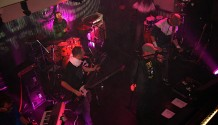 Eddie Stoilow v klubu Hard Rock Café!