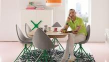 KOMERČNÍ SDĚLENÍ: Pomyslný hold kanadské metropoli Ottawa vzdává zbrusu nová kolekce nábytku a doplňků designéra Karima Rashida
