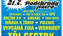 Barvy léta 2012 – na Jezeře v Poděbradech!