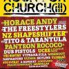 13. ročník festivalu ROCK FOR CHURCH(ILL) představí hvězdy, jako jsou Horace Andy (JA), NZ Shapeshifter (NZ) nebo The Freestylers (UK)!