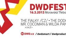 DWD fest 2013 uzavřen a ďábelská párty se může rozjet! (ZRUŠENO)
