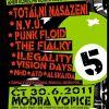 """Festival """"Za Koule PUNK fest"""" na poslední školní den!"""