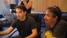 Skupina KRYŠTOF natáčí nové album. Produkce se ujal americký zvukový mistr Yaron Fuchs!