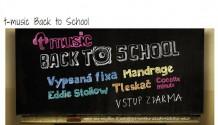Tour t-music Back to School prodlužuje festivalovou sezónu a láká i na novinky Cocotte Minute nebo Eddie Stoilow!